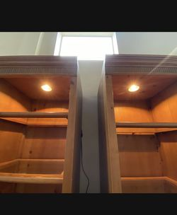 Tall Wood Cabinets for Sale in Suisun City,  CA