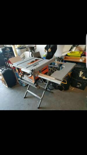 Table saw for Sale in El Paso, TX