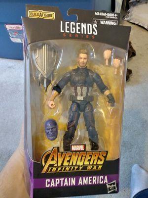 Marvel Legends infinity war captain america for Sale in Philadelphia, PA