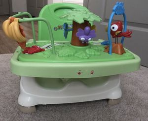 Rainforest Healthy Care Booster Seat for Sale in Watertown, MA