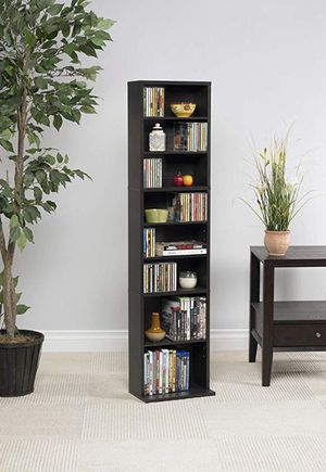 Media Cabinet used for CDs, DVDs, books! READ DESCRIPTION!!! for Sale in McKnight, PA