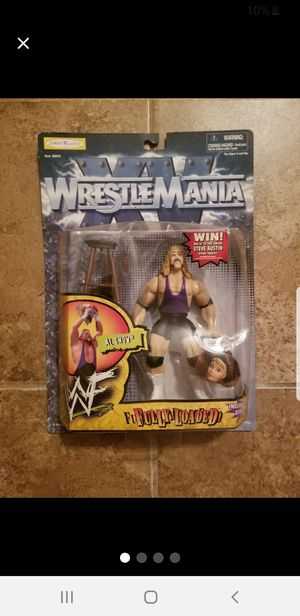 WWF Al Snow Action Figure for Sale in King of Prussia, PA