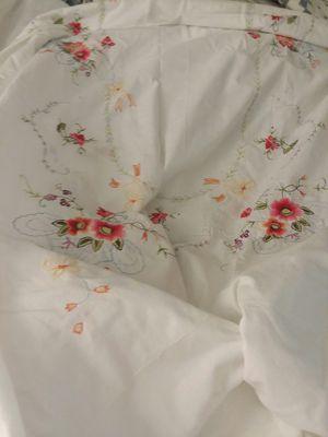 Linen Table Cloth with napkins Virgin Islands for Sale in Ville Platte, LA