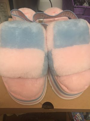 UGG Checker Slide with Disco for Sale in Portland, OR