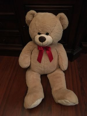 Large stuffed bear for Sale in Fresno, CA