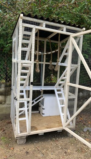 Play room for cats or birds for Sale in Jackson Township, NJ