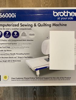 Brother Sewing And Quilting Machine NEW!! for Sale in Bonita Springs,  FL