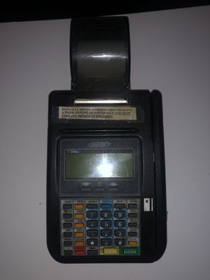 Hypercom T7plus, credit card terminal for Sale in San Diego, CA