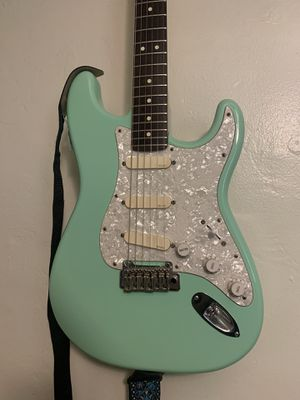 Fender Stratocaster USA Seafoam Green EMGs for Sale in San Diego, CA