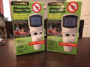 Therma Cell Portable Mosquito Repellent (2) for Sale in Washington, DC
