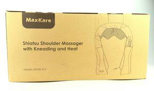 MaxKare Shiatsu Neck Shoulder Massager. Free Delivery ! for Sale in Las Vegas, NV