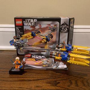 Lego Star Wars (75258) Anakins Podracer for Sale in Berkeley Township, NJ