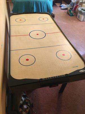 """5' x 30"""" air Hockey Table for Sale in Virginia Beach, VA"""