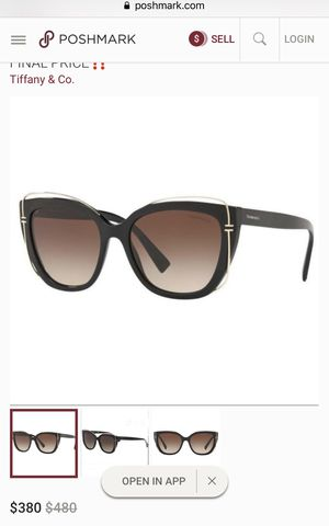 Tiffany & Co sunglasses for Sale in Sandy, UT