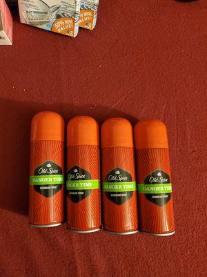 Old Spice Deodorant Spray for Sale in Corona, CA