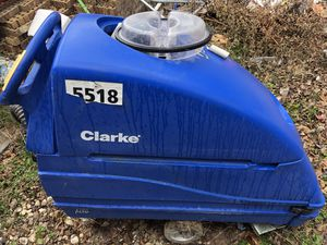 Clarke Floor Scrubber for Sale in Spring, TX