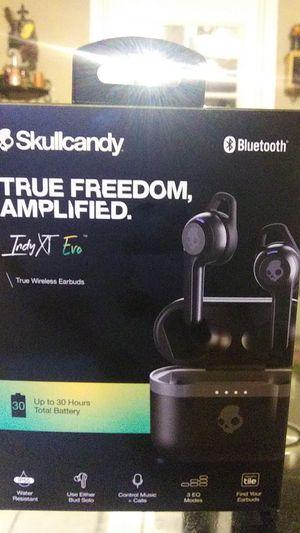 Skull Candy Indy XT Evo True Wireless EarBuds for Sale in Peoria, AZ