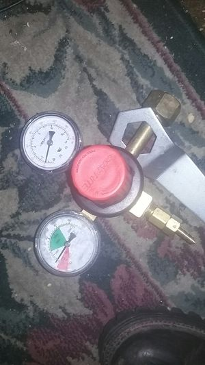 Welding valve and gauges for Sale in Milwaukie, OR