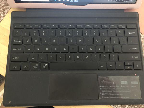 Microsoft Surface Pro 3 intel 5, 128gb laptop/tablet