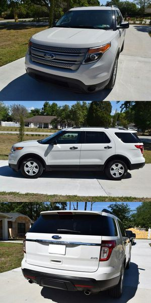 2012 Ford Explorer Suv White for Sale in New York, NY