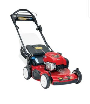 Toro Recycler 22 in. Briggs and Stratton Personal Pace Self Propelled Gas Walk-Behind Lawn Mower with Electric Start for Sale in Miami, FL