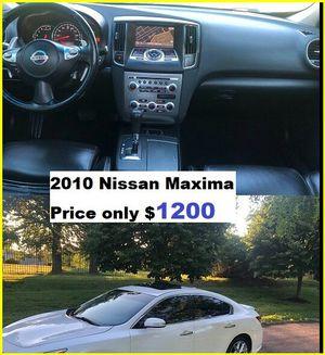 ֆ12OO_2010 Nissan Maxima S read the description for Sale in Wichita, KS