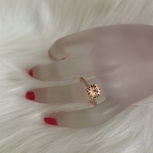 NWOT simulated solitaire topaz ring for Sale in Freeland, PA