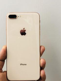 IPhone 8 Plus 64gb Unlocked for Sale in Phoenix,  AZ
