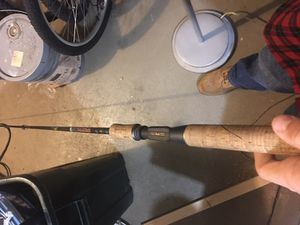 Bassmaster professional series 7' casting fishing rod for Sale in Dublin, OH
