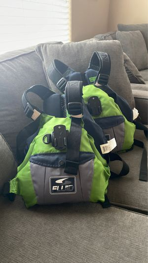 Life jacket for paddling / kayaking for Sale in Port Orchard, WA
