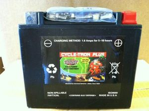 Motorcycle (New) Batteries save 20% All Rider Gear INTERSTATE for Sale in San Diego, CA