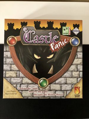 Castle Panic Board game for Sale in Duluth, GA