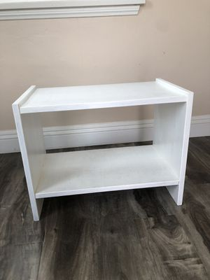 Small white shelf for Sale in Cypress, CA