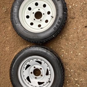 Trailer Wheels for Sale in Arlington, TX