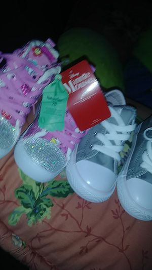 Baby shoes size 7 and 8 for Sale in Reston, VA