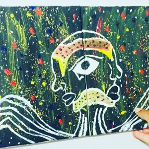 Eye of Wonder Painting for Sale in Chicago, IL