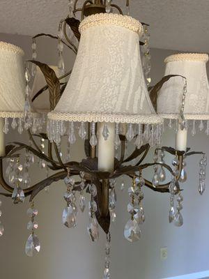 Dining room chandelier for Sale in Edmonds, WA