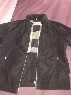 Burberry mens jacket size Large for Sale in Pasadena, CA
