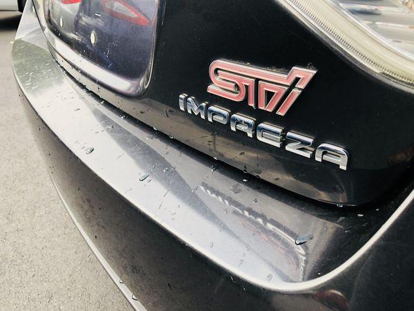 Subaru IMPREZA wagon (NATL) Sti 2008