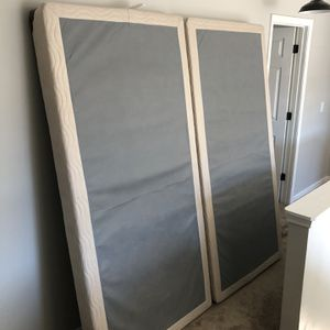 King Box Spring and Frame for Sale in Roswell, GA