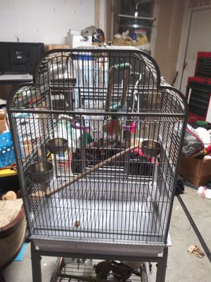 Small to medium bird cage for Sale in Antioch, CA