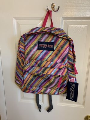 Jansport Backpack New With Tags for Sale in Orange, CA