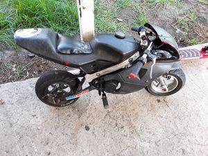 50cc 2-Stroke gas powered Pocket bike for Sale in Deerfield Beach, FL