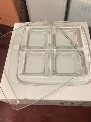 PartyLite Stratus Candle Trays for Sale in Washington, DC
