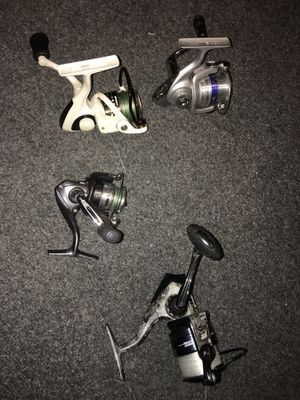 Miscellaneous fishing rods/ reels for Sale in Lantana, FL