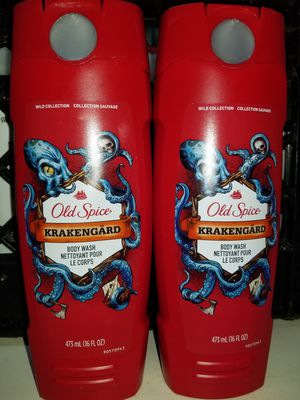 2 Old Spice Body Wash for Sale in Round Rock, TX