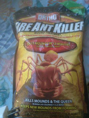 ORTHO FIRE ANT KILLER 3LB BAG for Sale in Tampa, FL