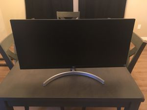LG 29' widescreen monitor WK600 for Sale in Pflugerville, TX