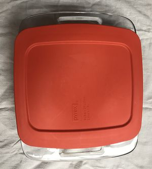 Pyrex 8x8 for Sale in Houston, TX