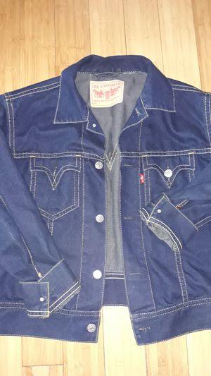 Levi's denim jacket perfect condition for Sale in Seattle, WA